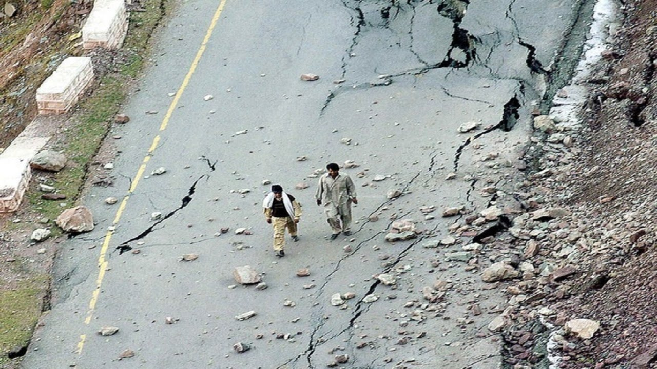 Powerful earthquake jolts Kabul