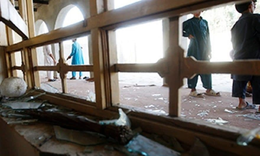 More than 60 killed while 33 wounded in an explosion in Nangarhar province of Afghanistan