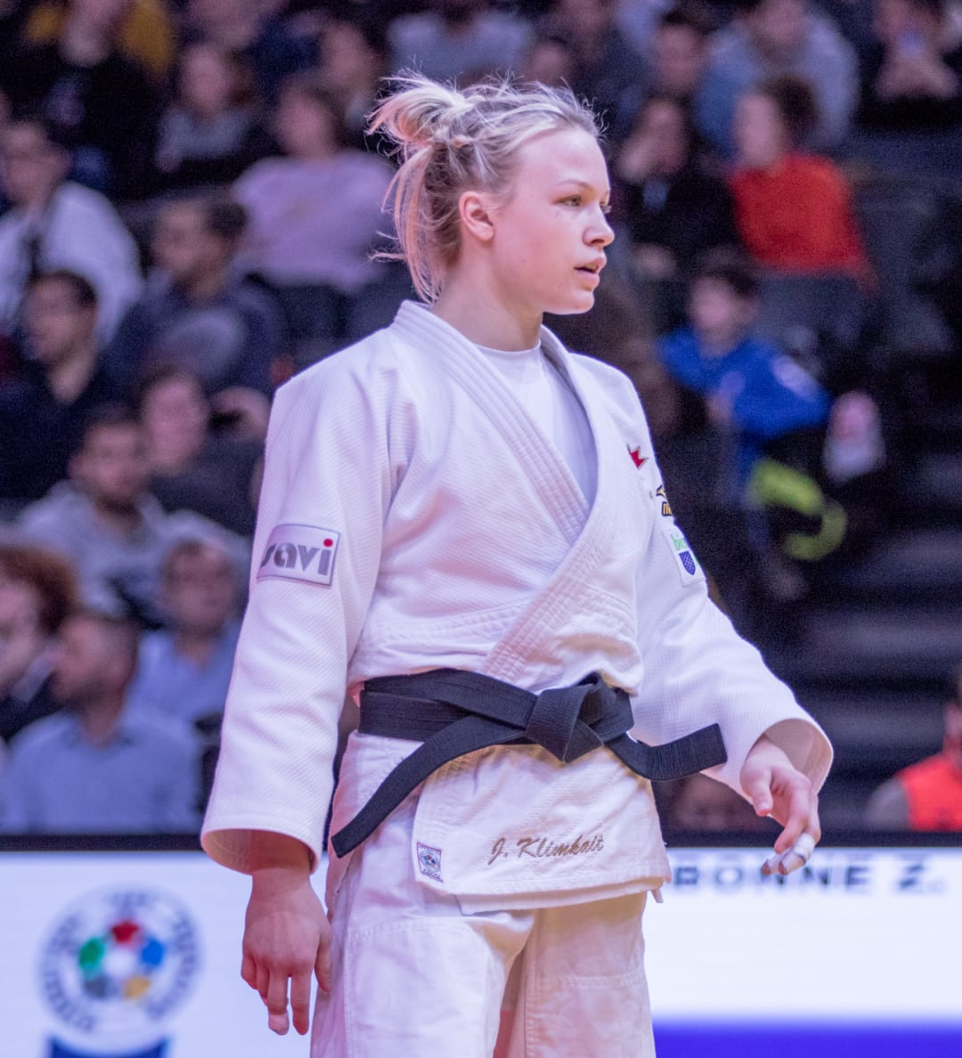 World no 1 Canadian judoka Klimkait and World no 2 Christa Deguchi to fight off for 57kg Olympic spot