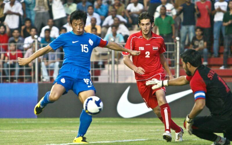 Unless you develop your sixth sense you won't be a successful striker - Bhaichung Bhutia