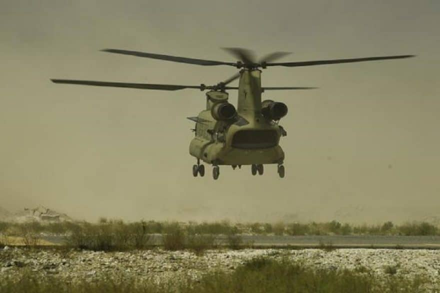 U.S. soldiers killed in chopper crash in Afghanistan