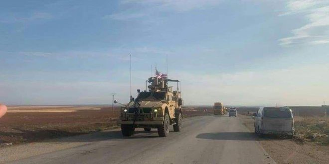 US occupation continues to pull out its forces from Syrian lands towards Iraq