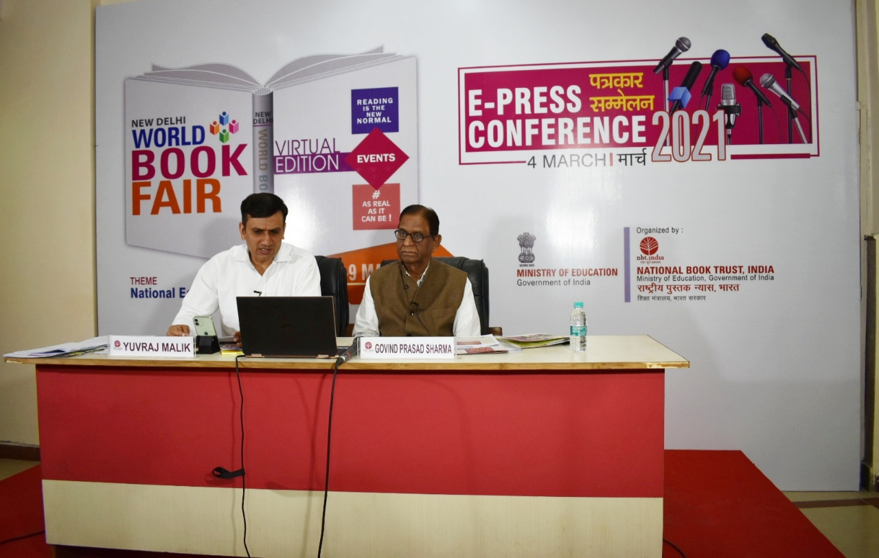 Dr Ramesh Pokhriyal 'Nishank' to Inaugurate New Delhi World Book Fair 2021 Virtual Edition