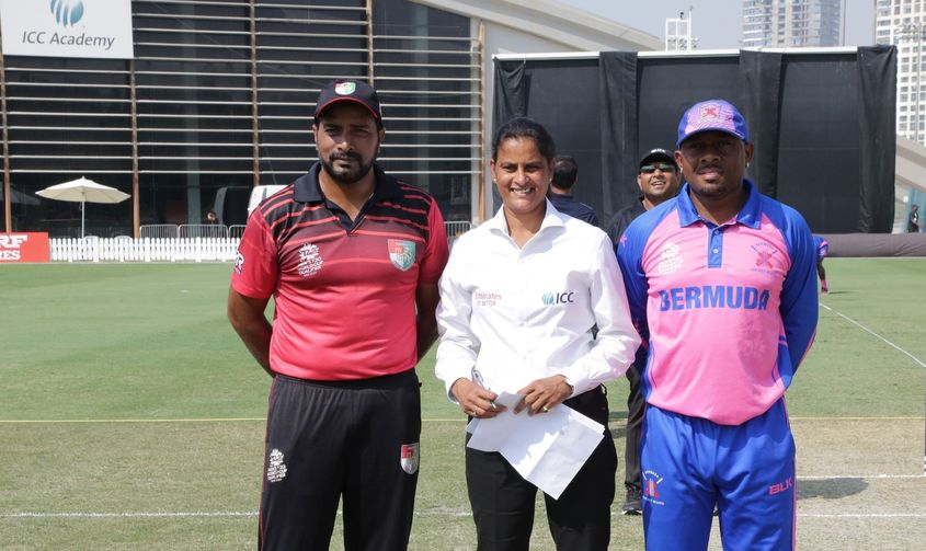 GS Lakshmi set to create history by becoming first woman referee to oversee a men's ODI