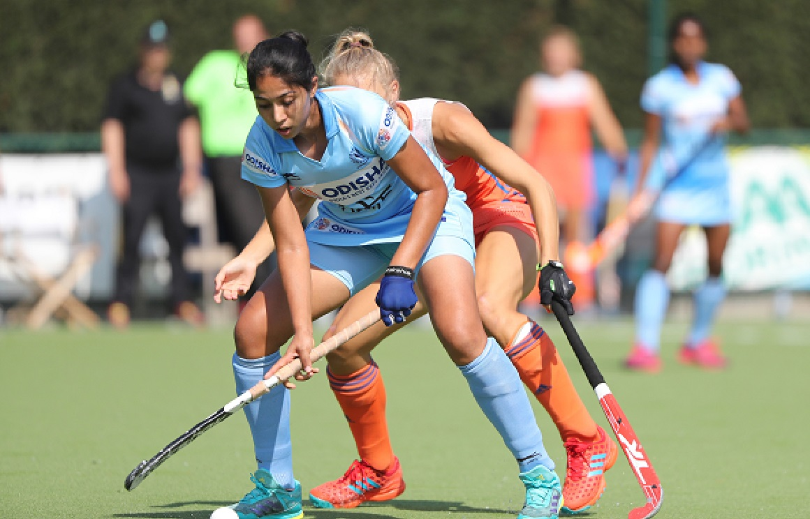 Working hard to get into the Senior Team - Manpreet Kaur