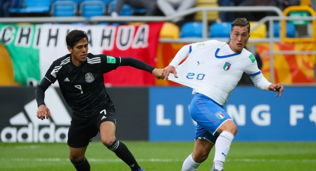 Mexico and Italy back in Top 10