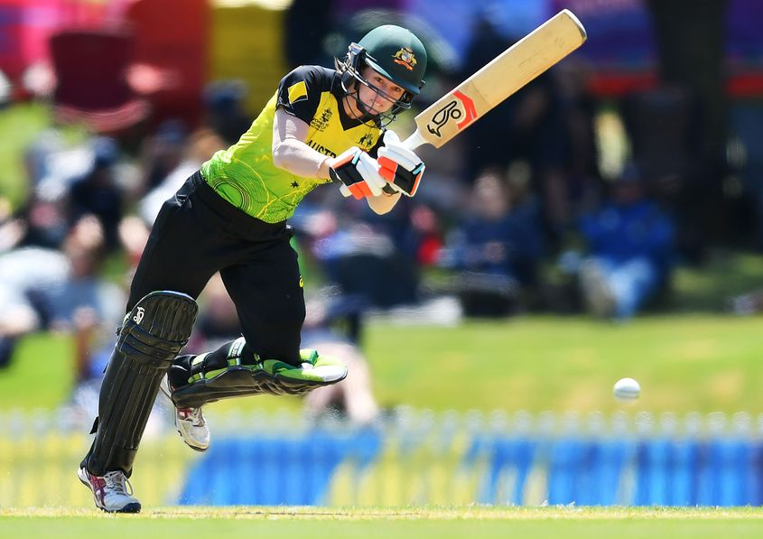 ICC Women's T20 WC - Unlikely hero Haynes spares Australia's blushes against Sri Lanka