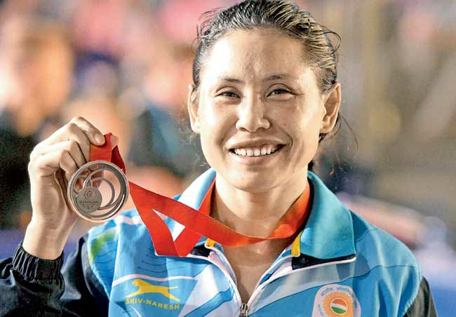 Sarita Devi is confident of a medal winning perfor
