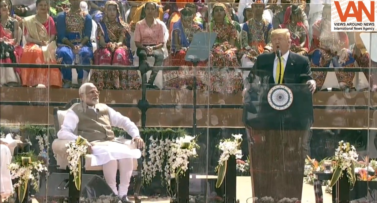LIVE - PM Modi and President Trump at Joint Press
